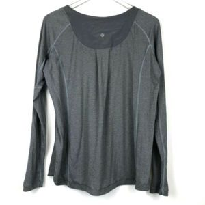 Lululemon Long Sleeve Reversible Knit Top